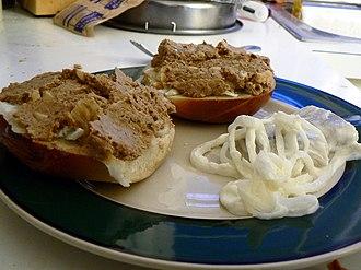 Pâté - Image: Chopped liver