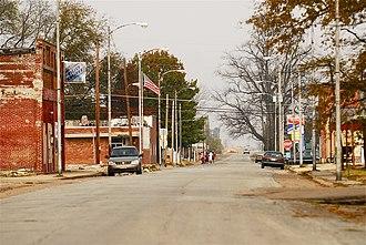 Luxora, Arkansas - Image: Chris Litherland Luxora