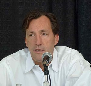 Chris Dudley - Dudley in 2013