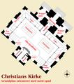 Christians Kirke Copenhagen plan.png