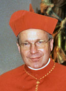 """Christoph Cardinal Schönborn: """"The slogan 'sects within the Church' is self-contradictory."""""""