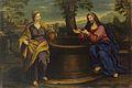 Christus und Samariterin am Brunnen 18 Jh.jpg