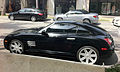 Chrysler Crossfire fastback on Worth Avenue in Palm Beach FL.jpg