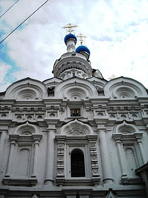 Church of the Nativity of the Blessed Virgin in Putinki, 2010 05.jpg, автор: Elisa.rolle