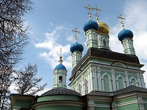 The Brothers Karamazov - Optina Monastery, one of the few remaining such monasteries at the time, served as a spiritual center for Russia in the 19th century and inspired many aspects of The Brothers Karamazov.