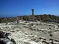 Chypre Kourion Basilique Paleochretienne - panoramio.jpg