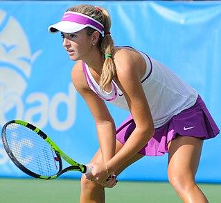 CiCi Bellis American tennis player