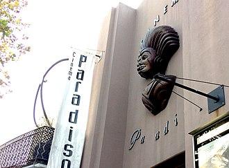 Northbridge, Western Australia - Cinema Paradiso, James Street
