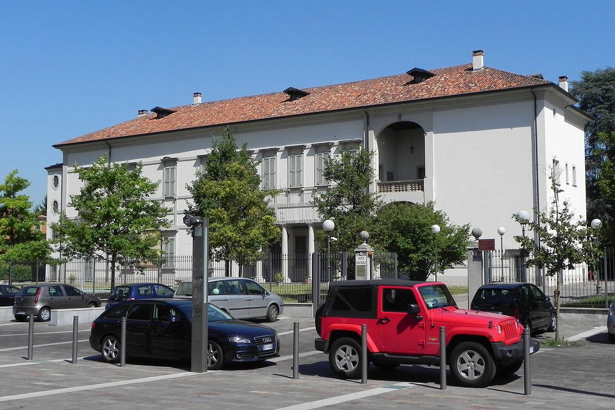 Villa Casati Stampa