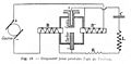Circuit showing the use of Poulsen's arc Wellcome M0014864.jpg
