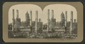 City Hall, Photographer in foreground. Tall brick chimneys left standing, by Griffith & Griffith.png