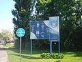 City Partnership, Board in Szamotuły.JPG