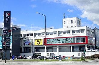 Gellerup - City Vest shopping mall