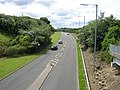 City Way cutting from Footbridge - geograph.org.uk - 525449.jpg