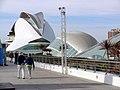 Ciutat de les Arts i les Ciències, València, Valencia, Spain - panoramio (12).jpg