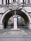 Civil Service Rifles Memorial, front (3).JPG
