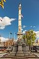 Civil War Memorial in Easton, Pennsylvania.jpg