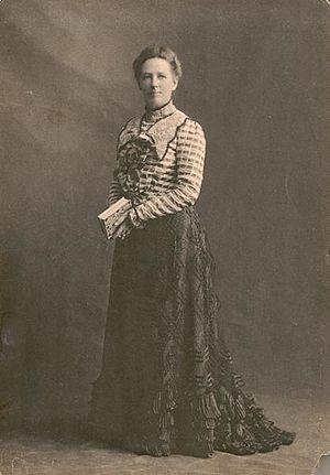 Clara Bewick Colby - Clara Bewick Colby