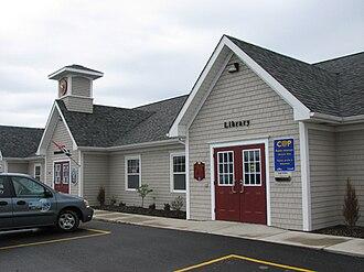 Clark's Harbour - Clark's Harbour Branch Library