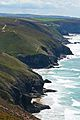 Cliffs on the North Cornish Coast (2785112128).jpg