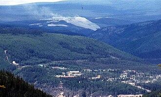 Clinton Creek - Clinton Creek, Yukon