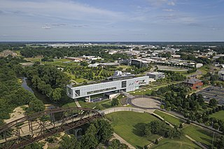 Clinton Presidential Center Presidential library and museum for U.S. President Bill Clinton, located in Little Rock, Arkansas