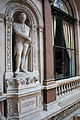 Clive of India statue, inside Foreign Office.jpg