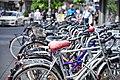 Cluster of bikes in Würzburg.jpg