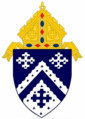 Coat of Arms Diocese of Cleveland, OH.png