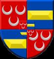 Coat of Arms Van Duvenvoorde & Van Wassenaer Obdam (enriched).png