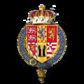 Coat of arms of Christian, Duke of Brunswick-Lüneburg and Bishop of Halberstadt.png