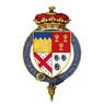 Coat of arms of James Butler, 2nd Duke of Ormonde, KG.png