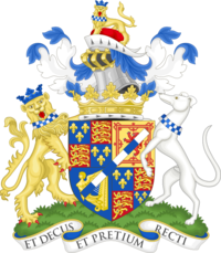 Coat of arms of the duke of Grafton.png
