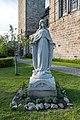 Coesfeld, Lette, St.-Johannes-Kirche, Marienstatue -- 2015 -- 5744.jpg