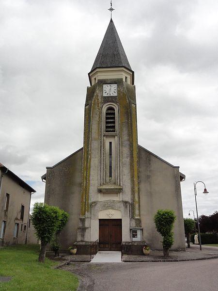 Coincourt (M-et-M) église
