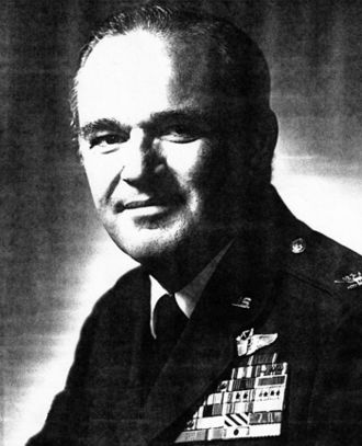 Bud Mahurin - Colonel Walter Mahurin in July 1953