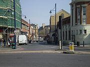 Coldharbour Lane April 2007