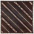 Collectie NMvWereldculturen, RV-847-4, Batikpatroon, 'Rujak sente', voor 1891.jpg