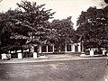 Collectie NMvWereldculturen, TM-60004946, Foto, 'Marine Hotel, Batavia', fotograaf toegeschreven aan Woodbury & Page, 1860-1872.jpg