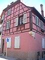 Colmar Maison (16 rue Pfeffel, angle de la rue Chauffour).jpg