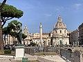 Colonne Trajane & Église Santissimo Nome Maria Foro Traiano - Rome (IT62) - 2021-08-25 - 2.jpg
