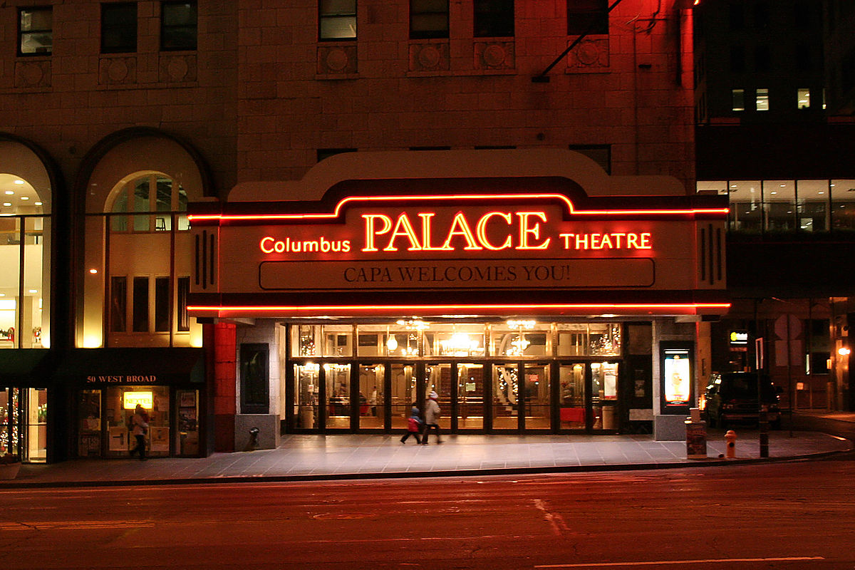 Palace Theatre Columbus Ohio Wikipedia