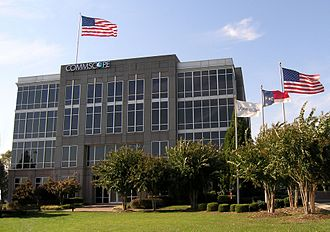CommScope - CommScope Corporate Headquarters in Hickory, North Carolina
