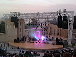 Concert of Bi-2 in Baku (Green Theater) 2.jpg