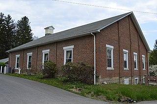 Concord Township, Butler County, Pennsylvania Township in Pennsylvania, United States