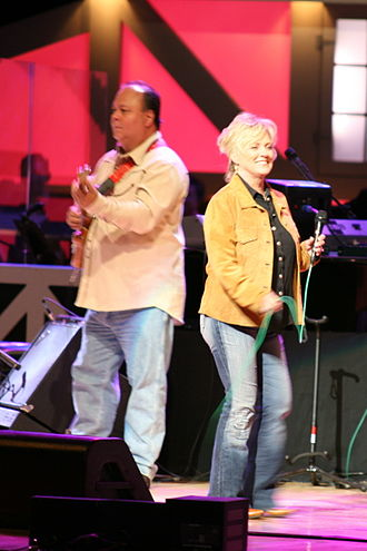 Connie Smith - Smith performing at the Grand Ole Opry, May 18, 2007