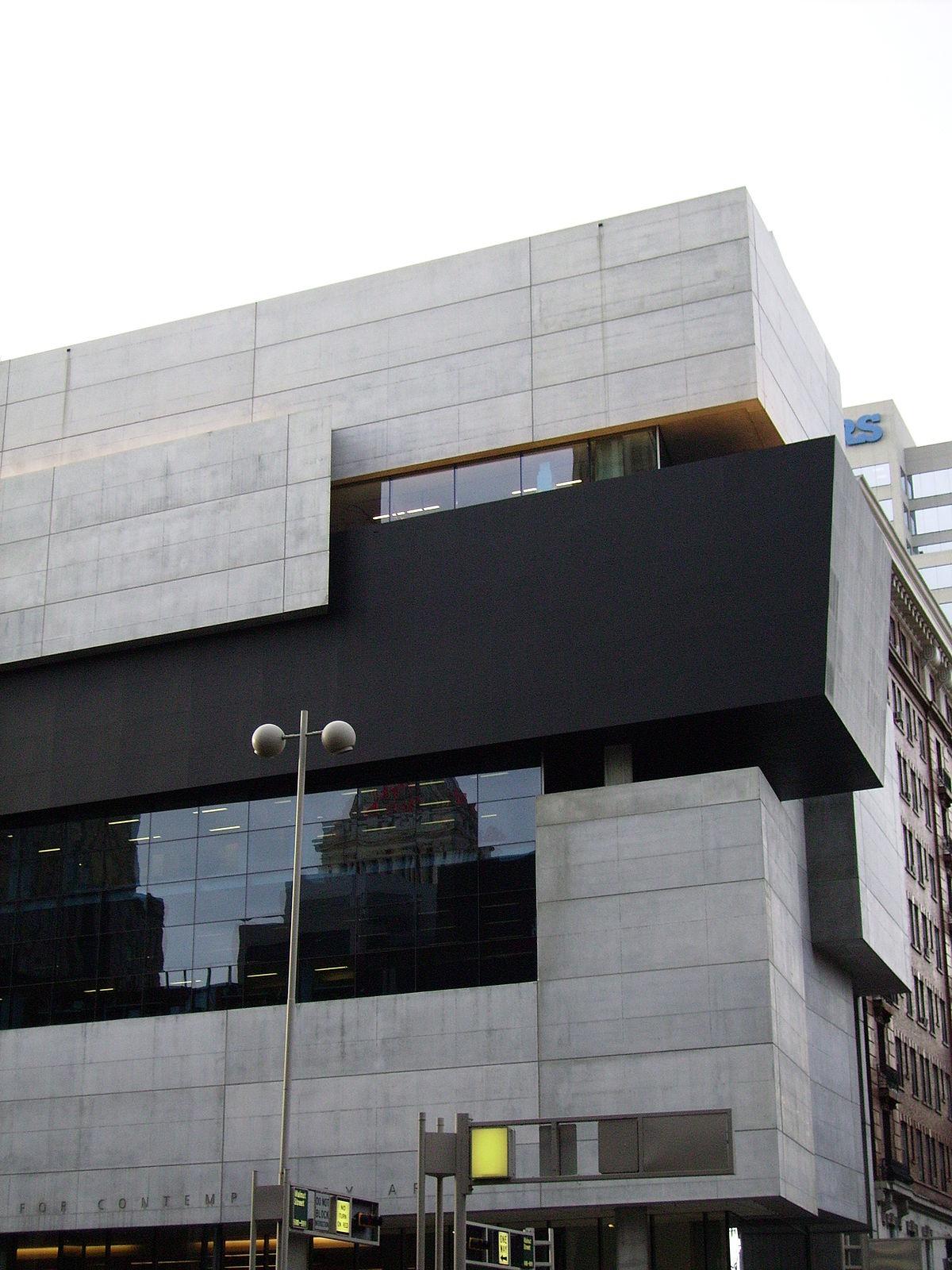 Contemporary Arts Center - Wikipedia