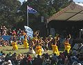 Cook Islands dancers at Auckland's Pacifica festival 2.jpg