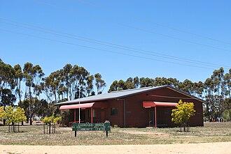 Coonooer Bridge, Victoria - Community centre
