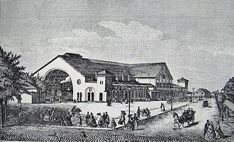 Axeltorv - Copenhagen's former central station
